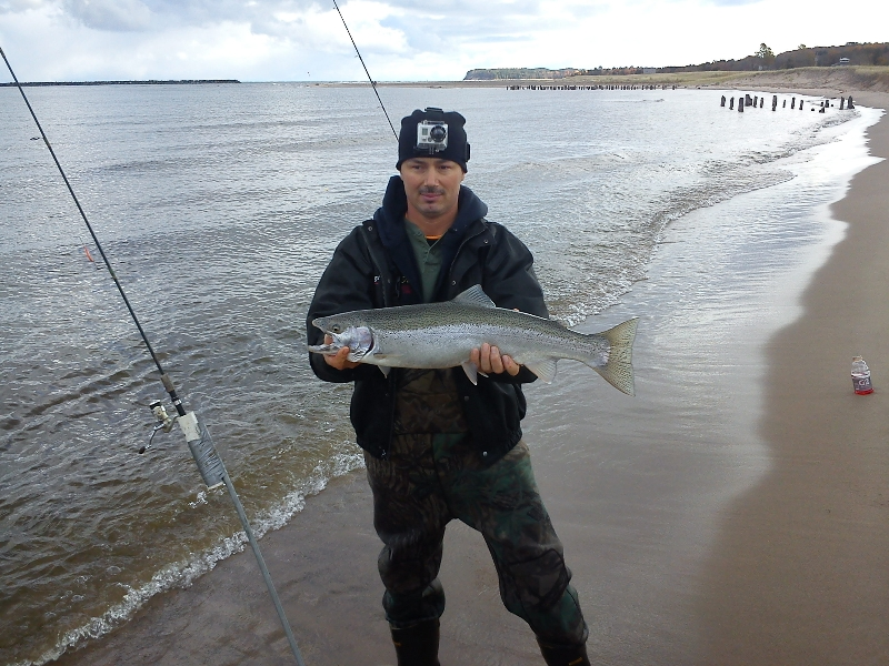 Services grand marais outfitters for Michigan dnr weekly fishing report