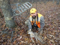 2012 Whitetail hunt with fellow retired Marines in Kentucky.